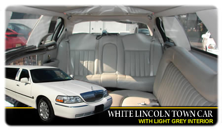 Lincoln Town Car For 8 Passengers